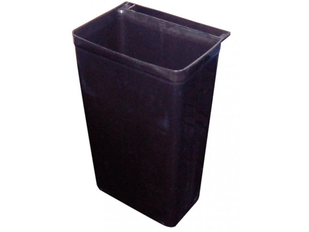 Kunststof afvalbak 29 liter