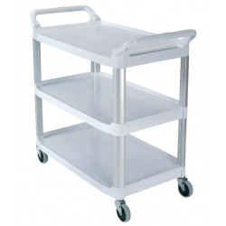 Serveerwagen X-tra | Rubbermaid | Wit