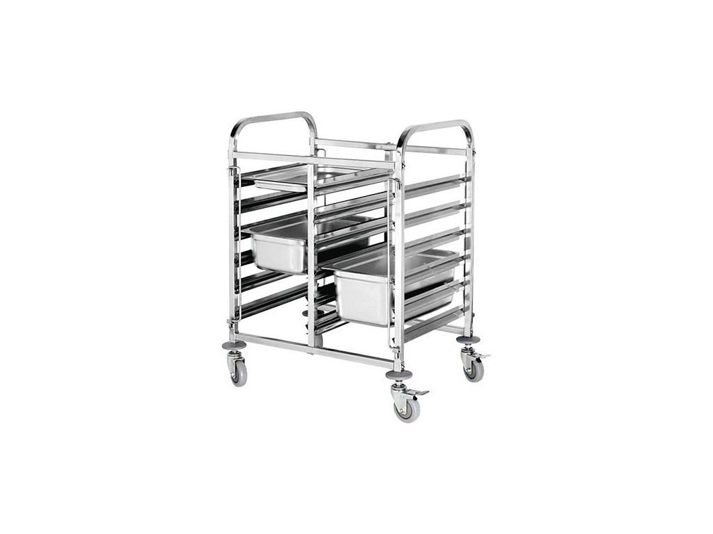 regaalwagen 1 1 gastronorm. Black Bedroom Furniture Sets. Home Design Ideas