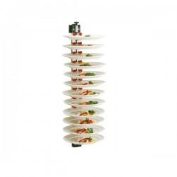 Bordenrek wandmodel 12 borden